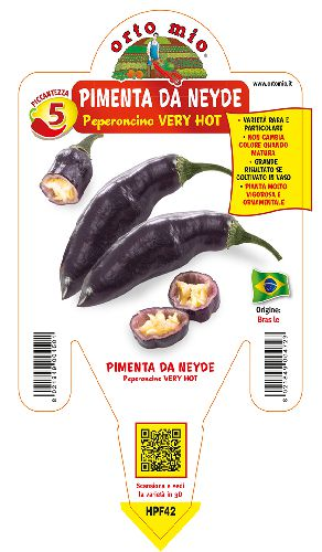 VERY HOT Pimenta Da Neyde