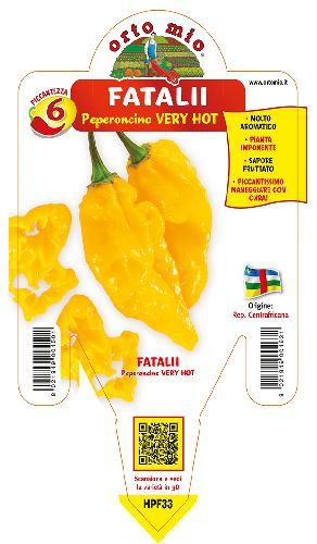 VERY HOT Fatalii